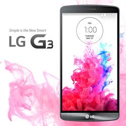 LG G3 Sleek Smartphone