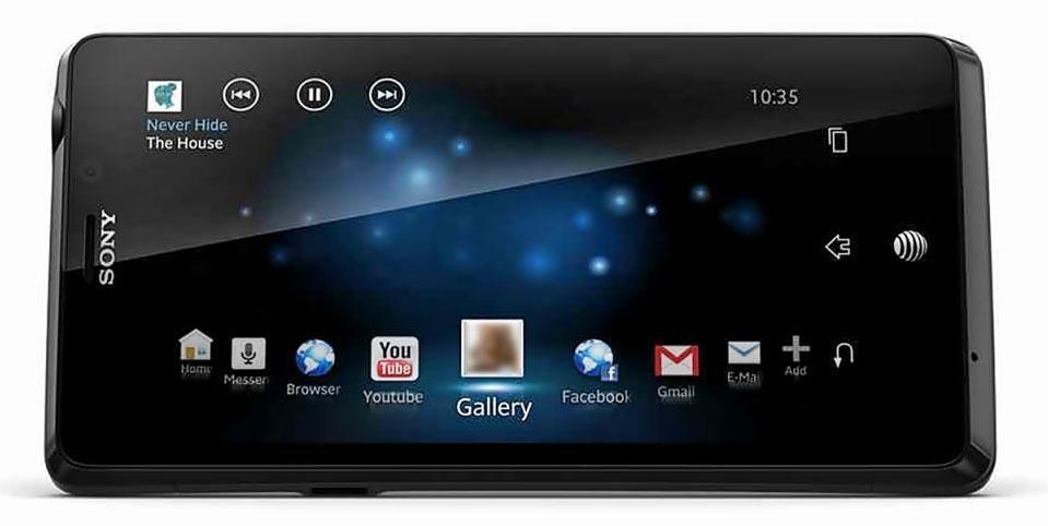 Xperia A2 Smartphone