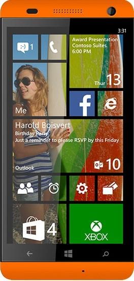 BLU Windows Cell Phone