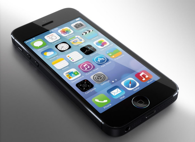 iPhone 5s Revised