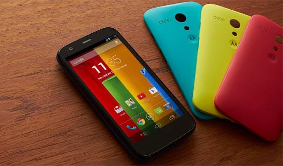 Motorola Moto G: Making Mobile Experience Better
