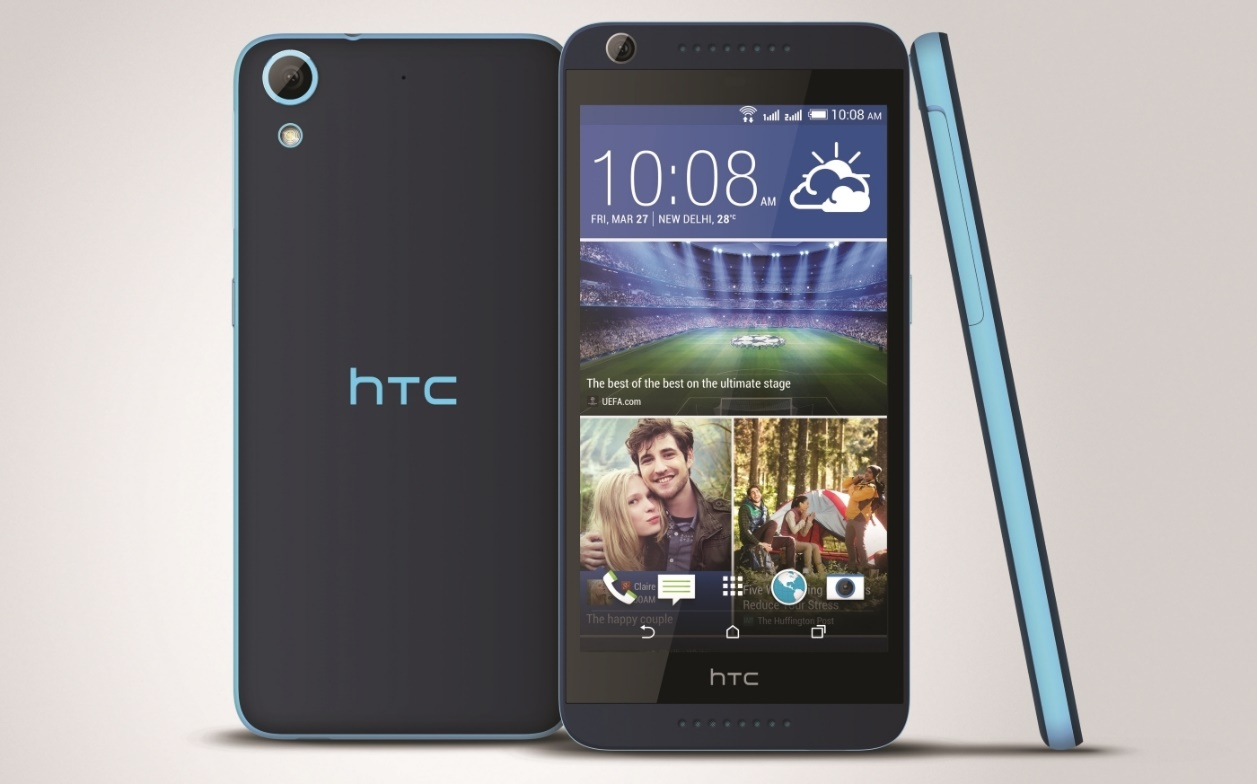 HTC Unveils the triple Piece Body Phone