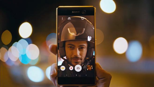 Sony Experia Camera