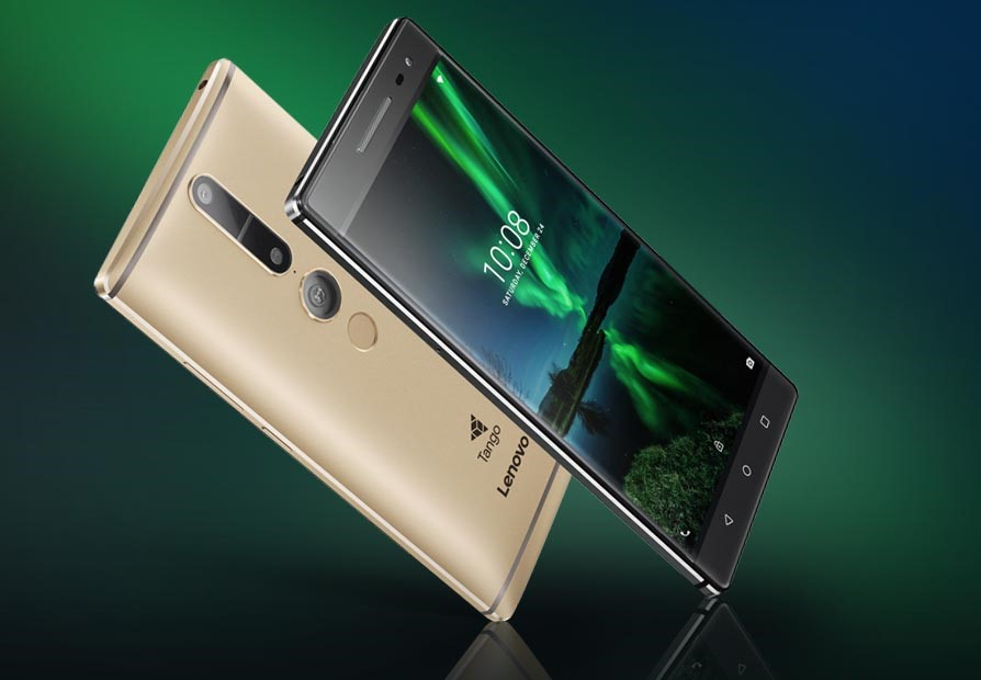 Lenovo is launching phab-2-pro